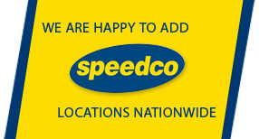 We are happy to add SpeedCo Locations Nationwide!