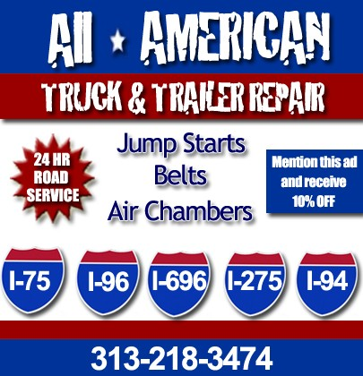 All American Truck And Trailer Westland Mi Truck Stop Service Directory Est (eastern standard time) is 12 hours behind of 2:00 pm14:00 in westland, mi, usa is 2:00 am02:00 in +07. truck stops and services