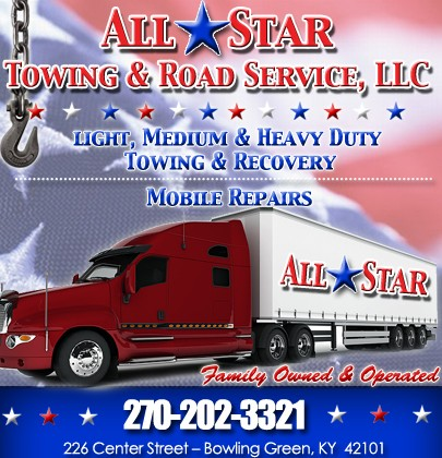 Charmant All Star Towing U0026 Road Service, Llc. | BOWLING GREEN, KY | Truck  Stop/Service Directory