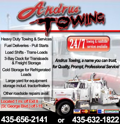 I 70 Towing >> Andrus Towing I 70 Exit 15 Truck Stop Service Directory