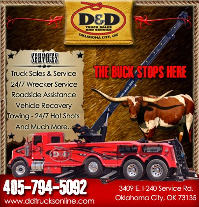 D And D Trailers >> D D Truck Sales And Services Davis Ok Truck Stop