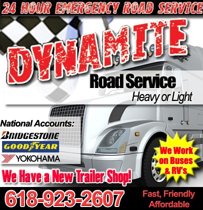 sc 1 st  Truck Stops and Services & Dynamite Road Service | MT. VERNON IL | Truck Stop/Service Directory