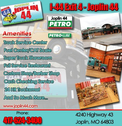 Petro Stopping Center | I-44 Exit 4 | Truck Stop/Service