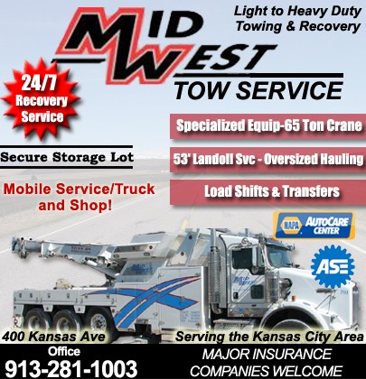 I 70 Towing >> Midwest Tow Service I 70 Exit 28 Truck Stop Service Directory