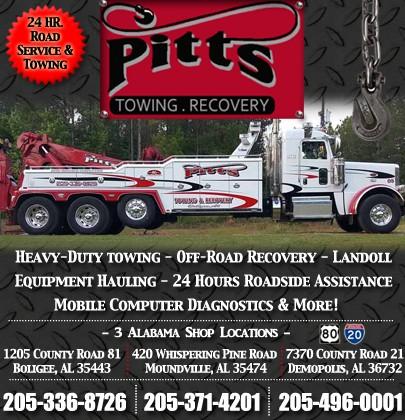 http://www.pitts-wrecker-service.com
