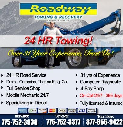 http://www.roadwaytowingnv.com
