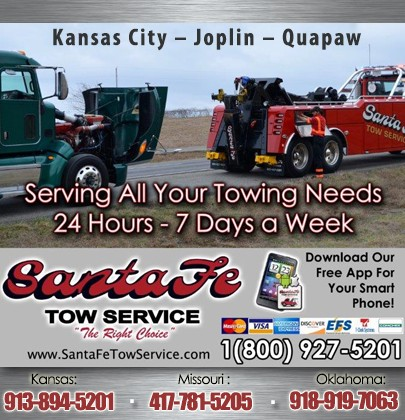 I 70 Towing >> Santa Fe Tow Service I 70 Exit 1 Truck Stop Service Directory