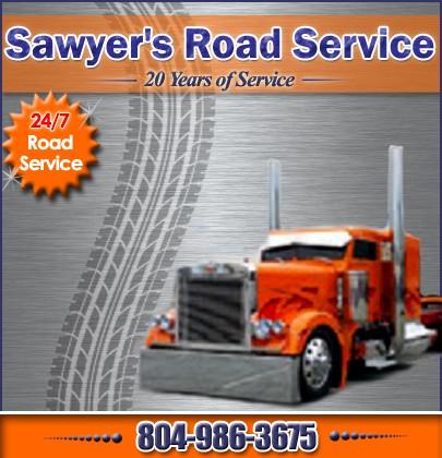 Truck stops near richmond va