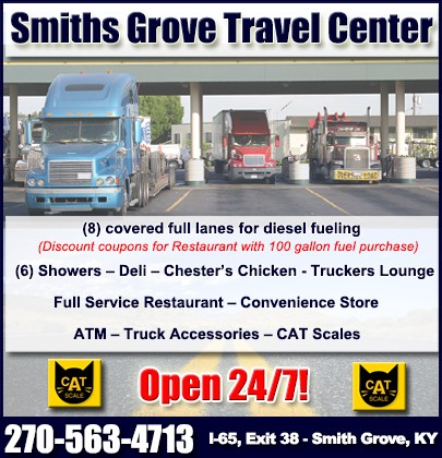 Smiths Grove Travel Center | I-65 Exit 38 | Truck Stop