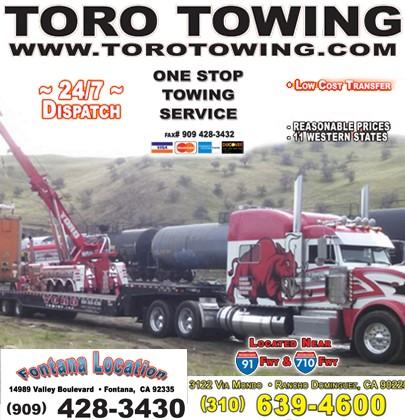 http://www.torotowing.com