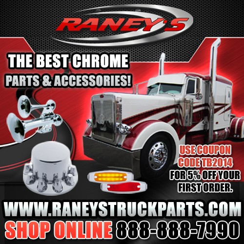 Raney's Chrome And Parts | Truck Stop/Service Directory