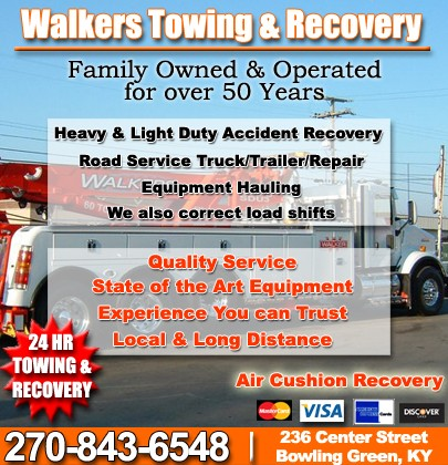 Walker's Towing & Recovery, Llc  | BOWLING GREEN, KY | Truck